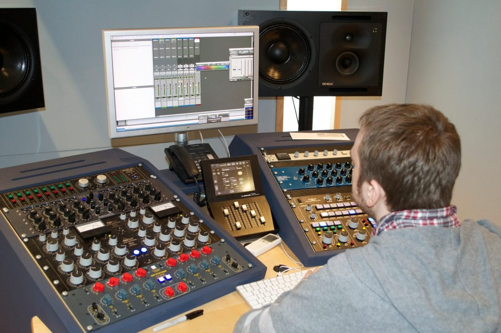 John Webber mastering Midnight