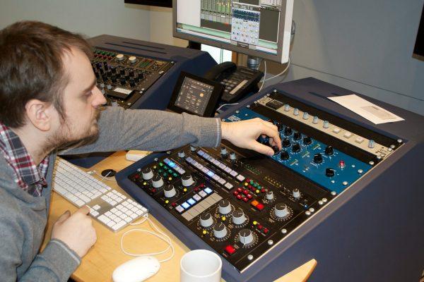 John Webber Mastering